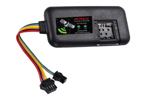 RETK119-W 3G GPS Vehicle Tracker IP67