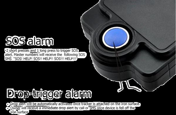 RETK20-GSE 3G Magnetic GPS Tracker