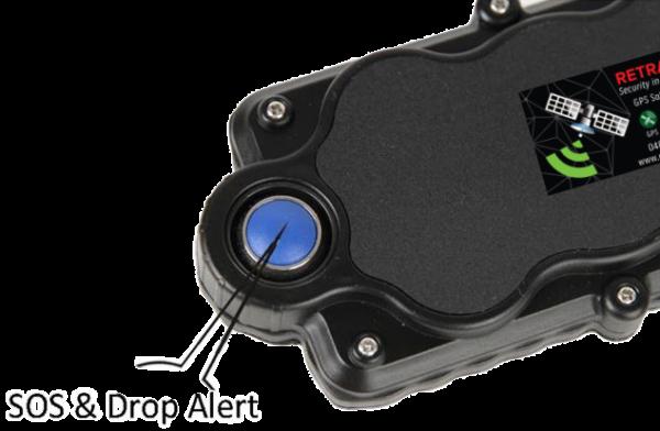 RETK20-SGSE Solar Charging Magnet 20000mAH Tracker