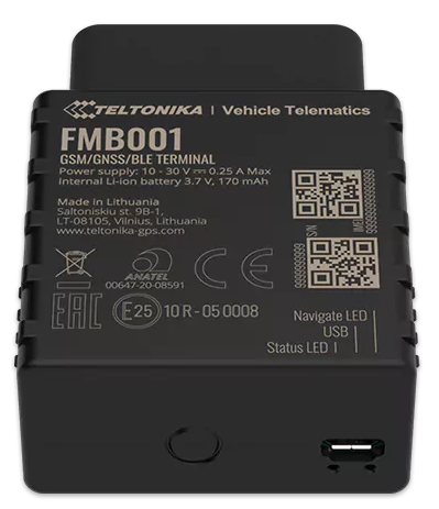 REFMB001 Advanced OBDII Real-Time Tracker
