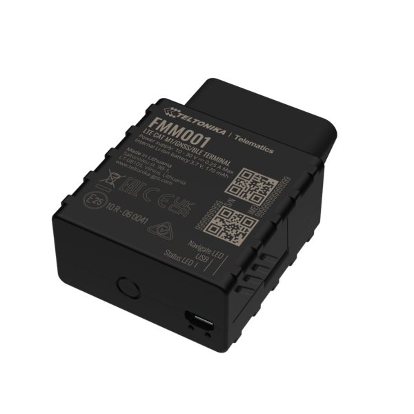 REFMM001 Advanced OBDII Real-Time Tracker
